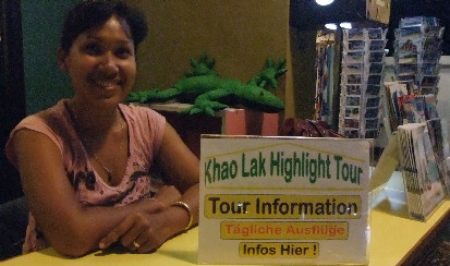 Gang von Khao Lak Highlight Tour